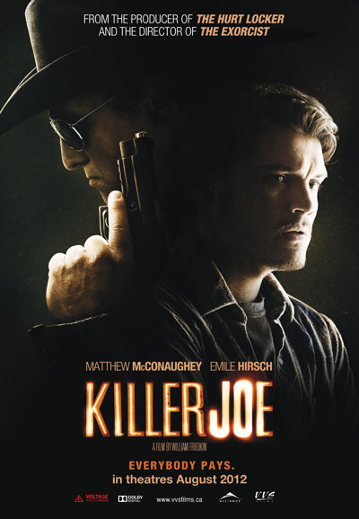 To avoid fainting, keep repeating: it's only a movie. - Page 6 Killer-Joe
