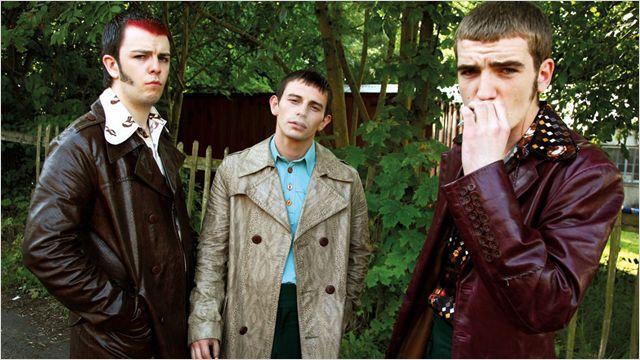 Photo de la bande d'adolescents du film Neds de Peter Mullan.